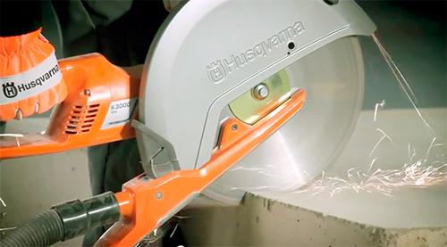электрический резчик Husqvarna K 3000 Vac